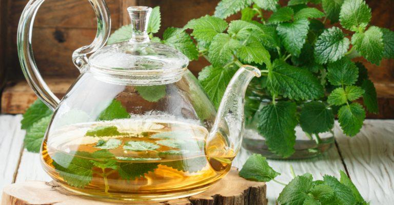 Chá da Catia para combater angústia e ansiedade