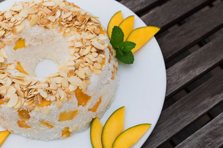 Tapioca Tropical da chef Cinthya Maggi