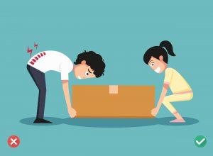 6 tarefas que podem causar dores na coluna 2
