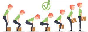 6 tarefas que podem causar dores na coluna 3