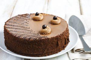 Receita da revista da Catia: Bolo-pão de mel