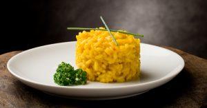 Risoto de açafrão da ex-Master Chef Aritana Maroni