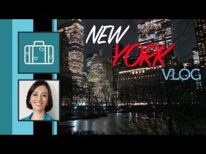VLOG – Viagem – Minhas Férias em New York Episódio 2
