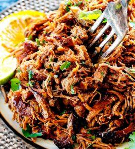 Salpicão de carne na panela de pressão da culinarista Pammela Mendes