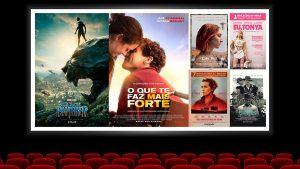 Filmes que estreiam esta semana (15 de fevereiro) no cinema com Davi Novaes