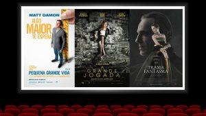 Filmes que estreiam esta semana (22 de fevereiro) no cinema com Davi Novaes