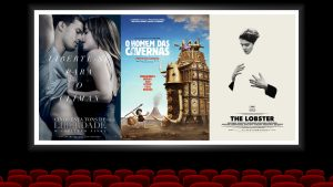 Filmes que estreiam esta semana (08 de fevereiro) no cinema com Davi Novaes