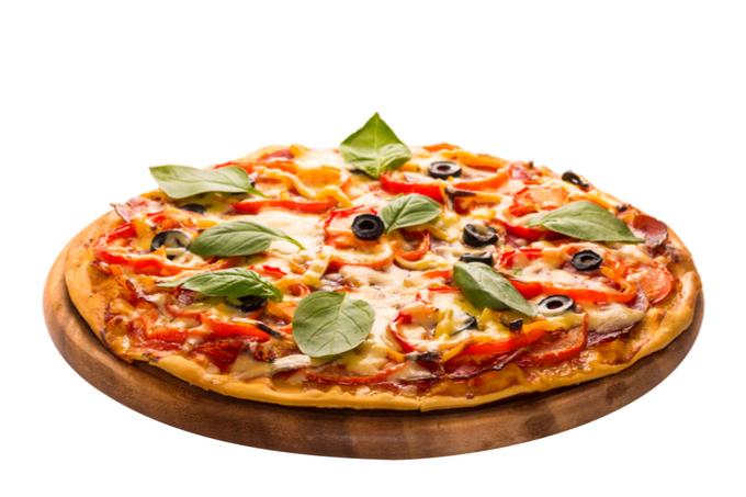 Tv Catia fonseca Dia da família: Pizza com massa de pastel do meu irmão Reinaldo
