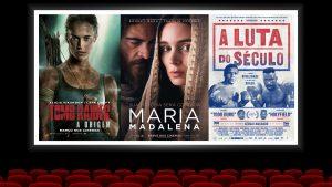 Filmes que estreiam esta semana (15 de março) no cinema com Davi Novaes
