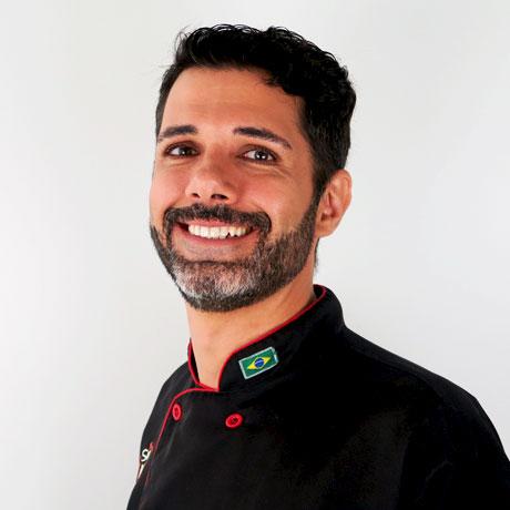 Tv Catia Fonseca receita cookie suspiro de chocolate por Felipe Nonato