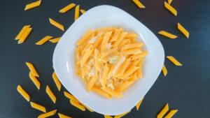 Penne con crema di gorgonzola por Bruno Stippe
