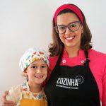 Tv Catia Fonseca Faça uma deliciosa gelatina de manga com a criançada Nathália e Gabriela Donato