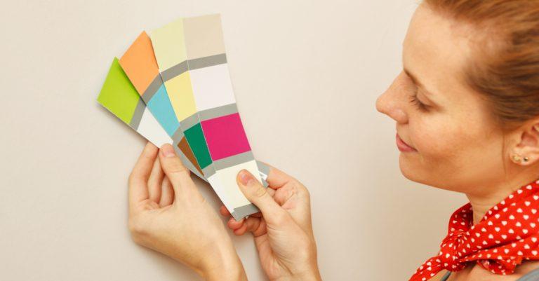 Como escolher a cor para cada ambiente da casa por Flávia Sayeg
