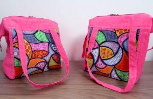 Aprenda a fazer uma Lunch bag por Marcia Satiko