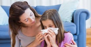Como evitar Infecções respiratórias em crianças por Fabiola Peixoto