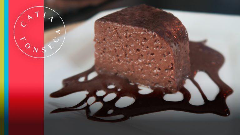 Maravilhoso pudim de chocolate!!! Vou te ensinar a fazer!