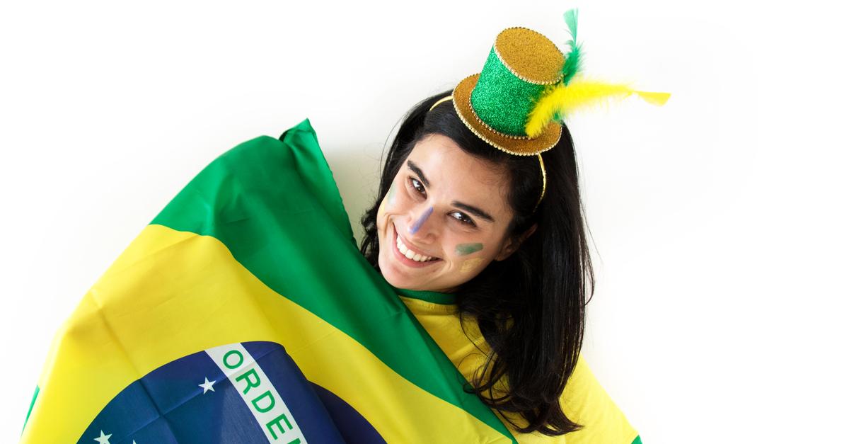 Adereços do Brasil