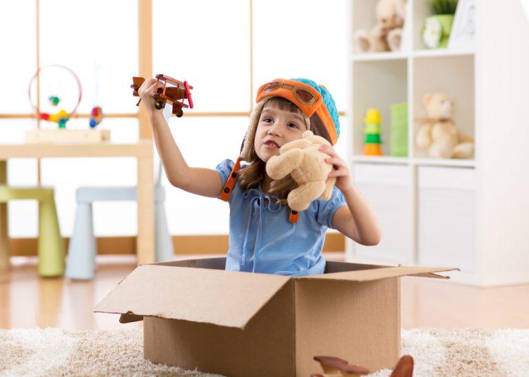 A importância do brincar para as crianças de 0-10 anos por Marcelo Cunha Bueno