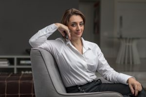 Cátia Fonseca faz pompoarismo e quer doar corpo para pesquisa quando morrer