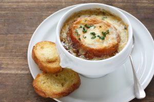 Receita de família: Sopa de cebola francesa