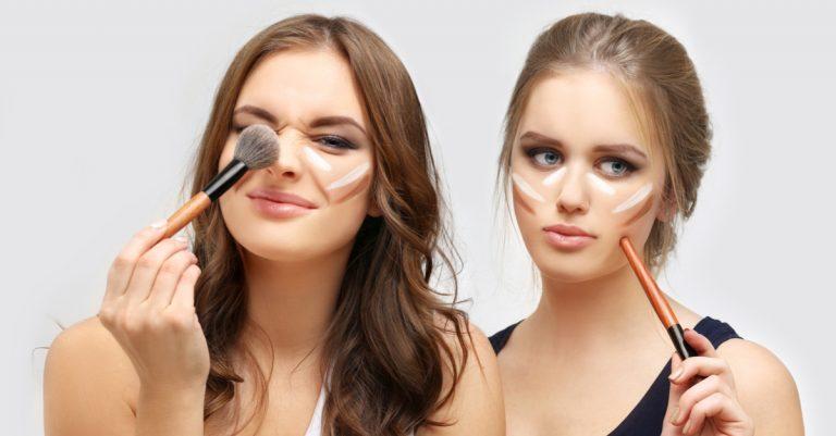 Como fazer a maquiagem durar mais por Tatiane Alves