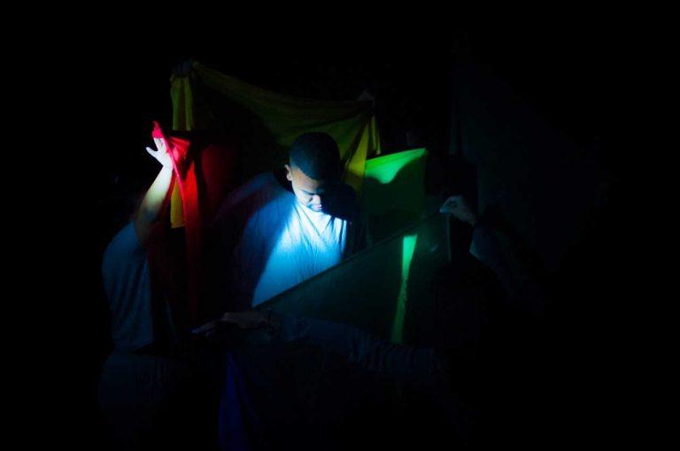 """Espetáculo de dança """"Corposem luz""""no MASP"""