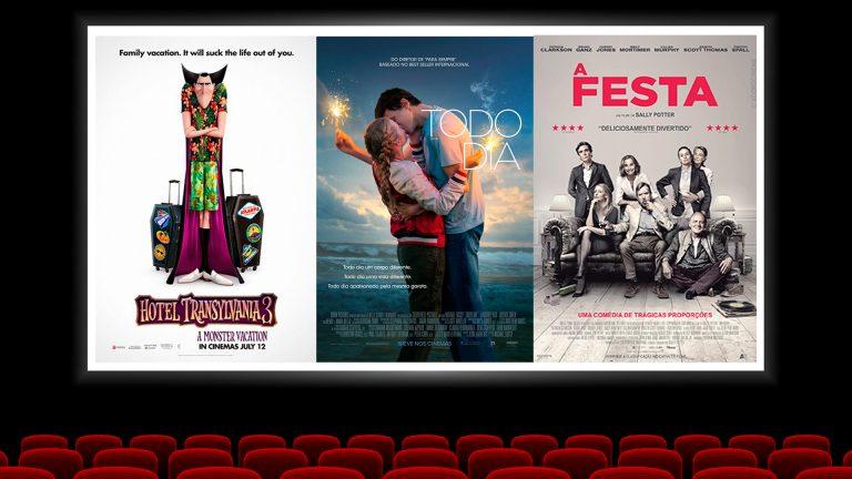Cinema - Estreias da semana (12 de Julho) por Davi Novaes