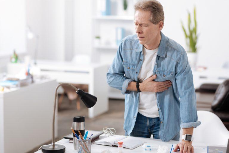 Estresse X coração por Dr. Helio Castello