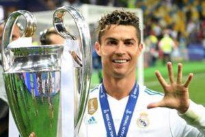 Cristiano Ronaldo deixa o Real Madrid e surpreende