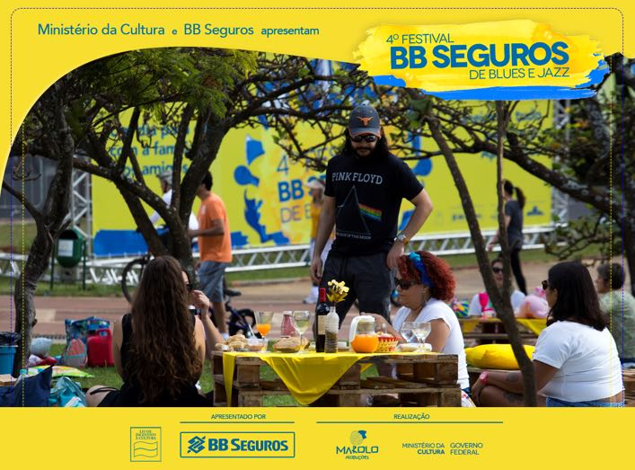 4° Festival BB Seguridade de Blues e Jazz