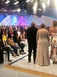 Silvio Santos dá o cano em Eliana, deixa produção desesperada e impede participação dele em programa