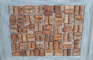 Quadro de Rolhas por Lumberjills