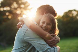 Terapia do abraço por Carlos Florêncio