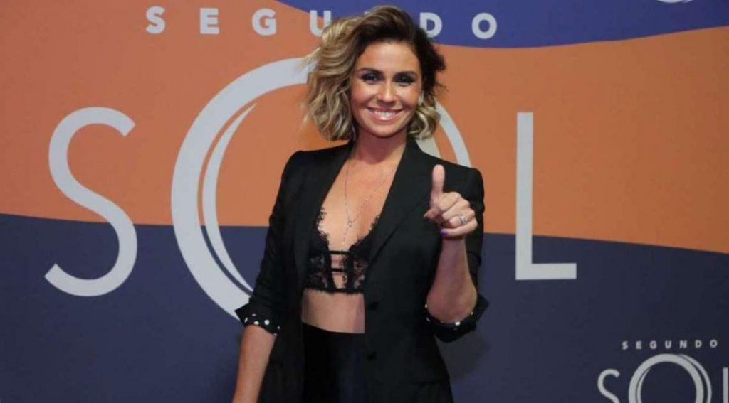 """Cansada, Giovanna Antonelli desabafa e """"implora"""" por férias após fim de Segundo Sol"""