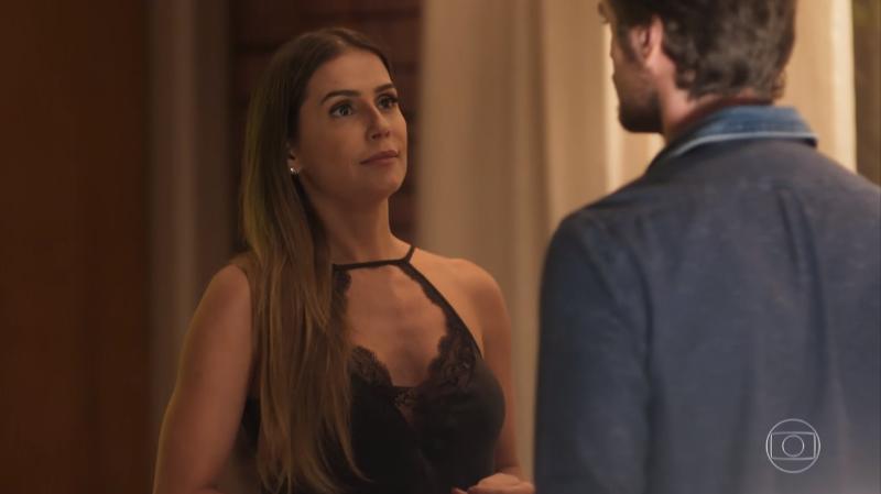 Segundo Sol: Karola tenta virar o jogo com Beto, mas é acusada e se dá mal