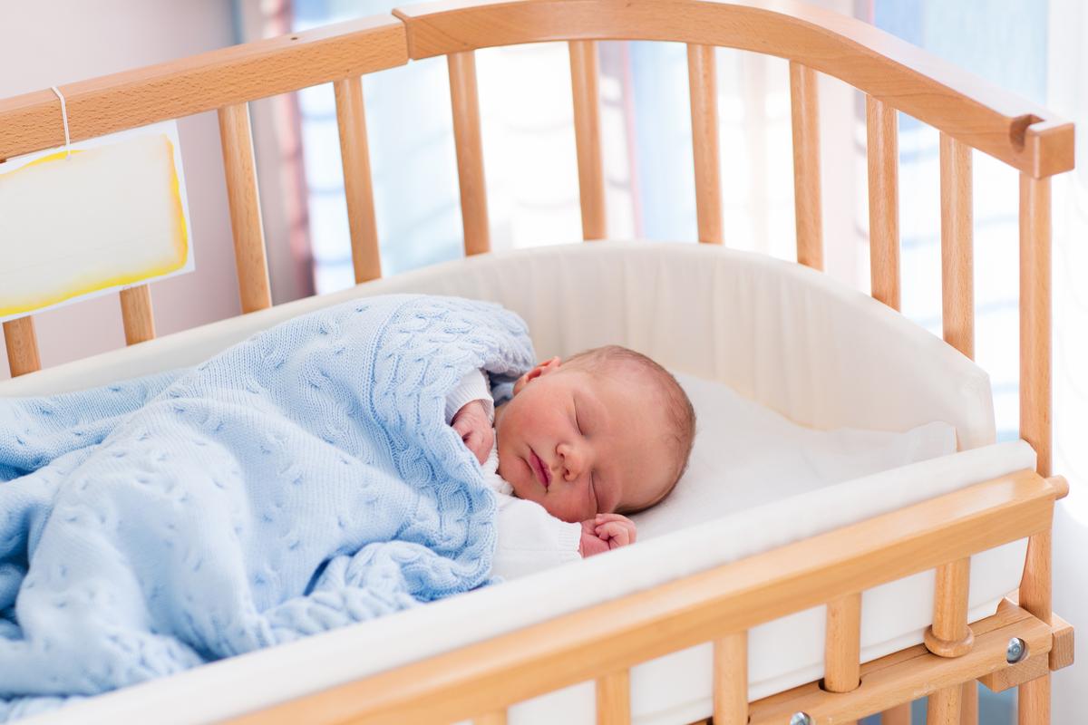 TV Catia Fonseca 8 dicas para você cuidar do seu bebê durante a exterogestação bebê dormindo