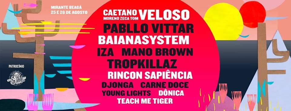 TV Catia fonseca dicas agenda cultural final de semana Breve Festival