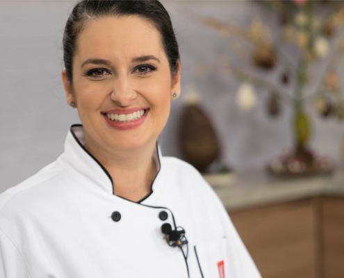 Tv Catia Fonseca Explosão de chocolate Casquinhas de sorvete recheadas com brigadeiro da Fernanda Quatrocchi