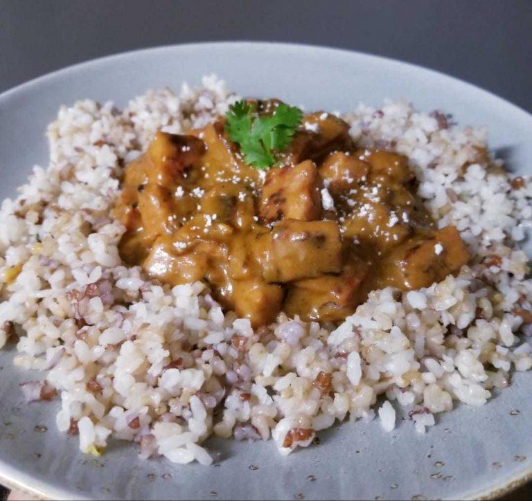 Estrogonofe de porco do Chef Zé Brasil
