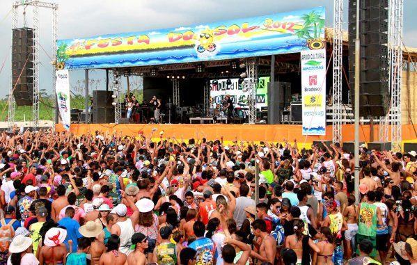 TV Catia fonseca dicas agenda cultural Festa do Sol agita Lábrea