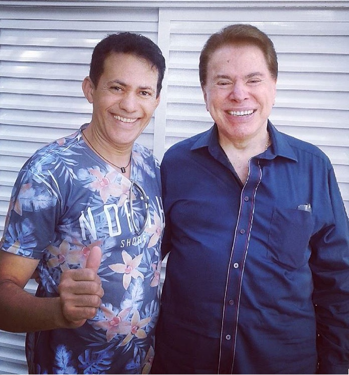 TV Catia Fonseca A receita do mousse de maracujá do Silvio Santos e Zeca