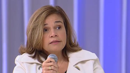 Claudia Rodrigues aparece como funcionária da Globo após decisão da Justiça; veja
