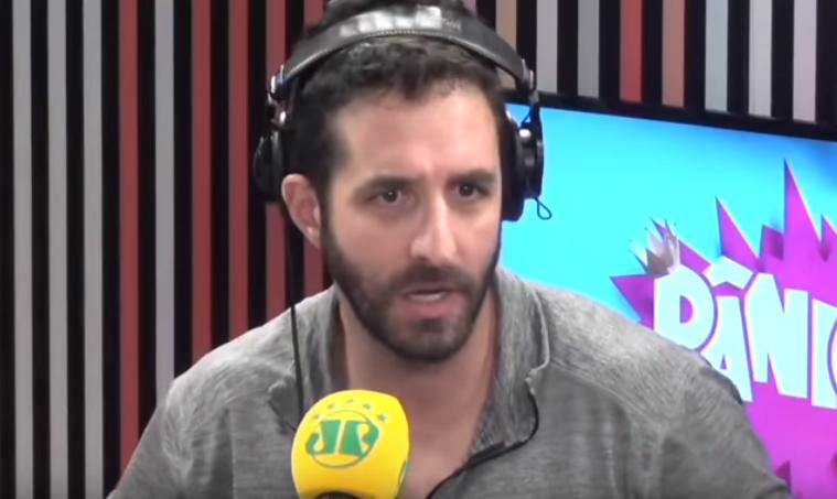 Rafinha Bastos fala sobre polêmica envolvendo briga com Danilo Gentili: 'Nós tivemos uma disputa'