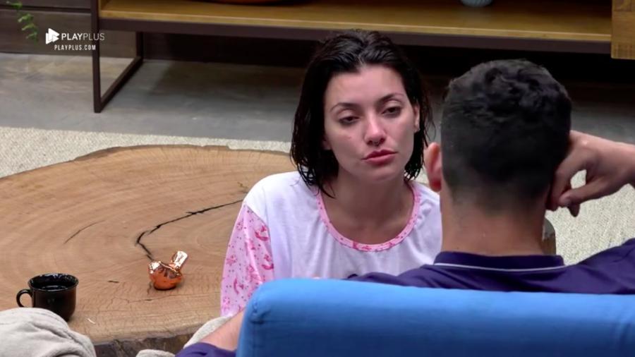 A Fazenda 10: Gabi Prado abre o jogo e revela em quem será seu voto na formação da roça