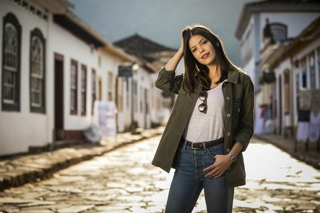 """""""Não imaginava"""", declara Vitória Strada sobre novo convite da Globo para ser protagonista"""