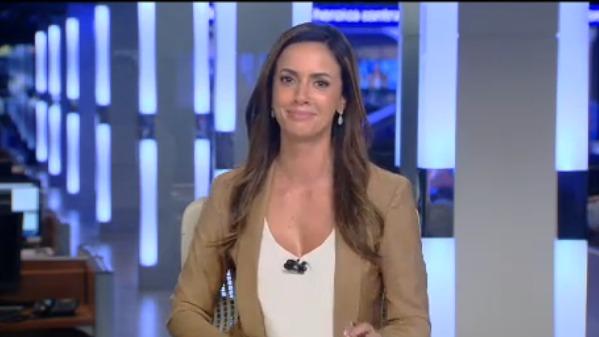 Após dá à luz, Paloma Tocci tem data definida para voltar ao comando do Jornal da Band