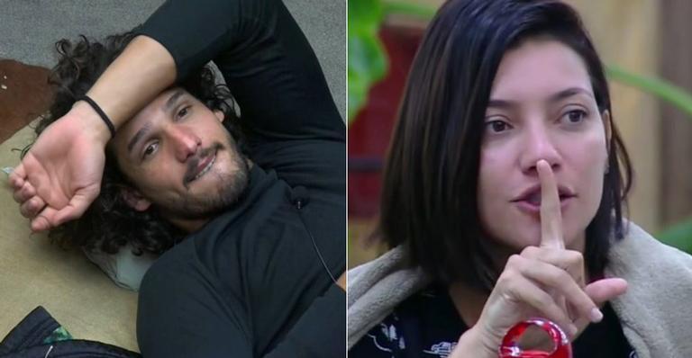 Em A Fazenda, João Zoli rouba beijo de Gabi Prado e torcida pelo casal cresce