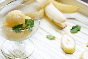 Sorvete Detox de banana por Leticia Manduca
