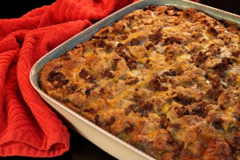 Torta de calabresa com batata palha da gastronôma Cris Duailibi