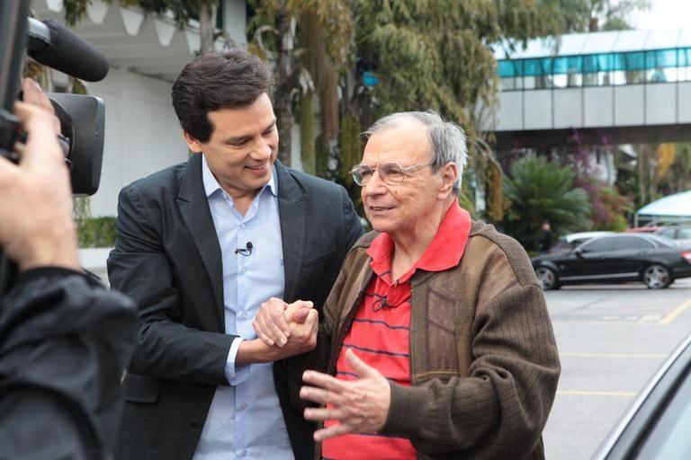 Aos 78 anos morre Gil Gomes, um dos maiores comunicadores do Brasil